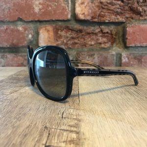 Oversized Burberry Sunglasses